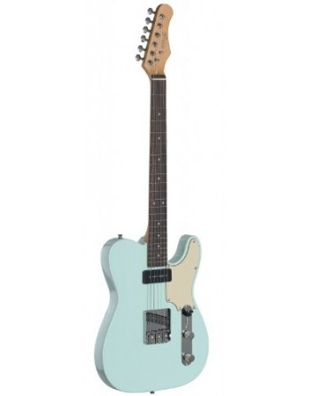 Guitarra Stagg tipo Telecaster SNB