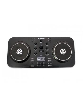 CONTROLADOR DJ NUMARK IDJ LIVE 2