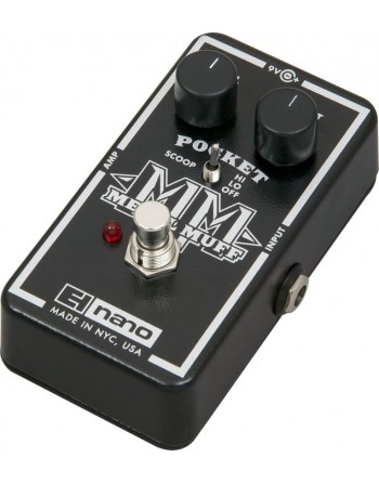 Pedal de Efecto Pocket Metal...