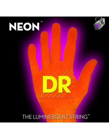 Cuerdas para bajo Neon DR 5C