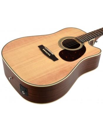Guitarra electroacústica CORT...