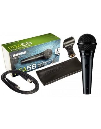 Microfono Shure PGA58