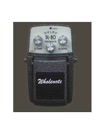 Pedal de Delay Wholenote