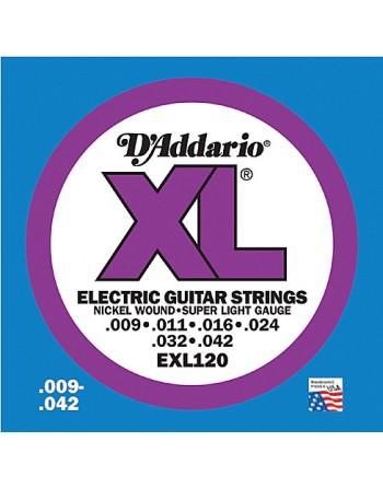 Cuerdas para guitarra Eléctrica...
