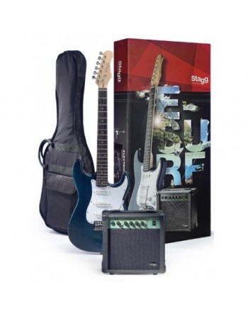 Pack de guitarra Stagg