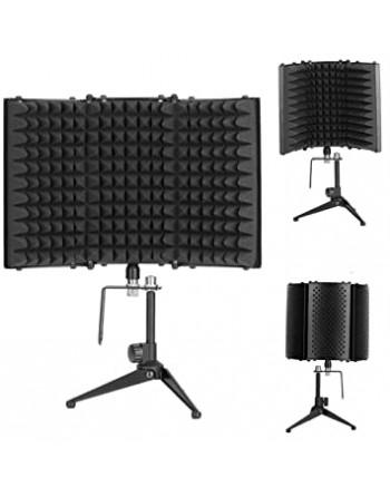 Panel Acústico Micrófono...