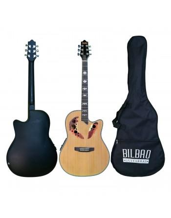 Guitarra Electro Acustica Bilbao...