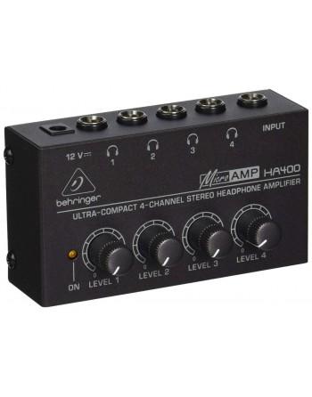 Amplificador para Audífonos HA400