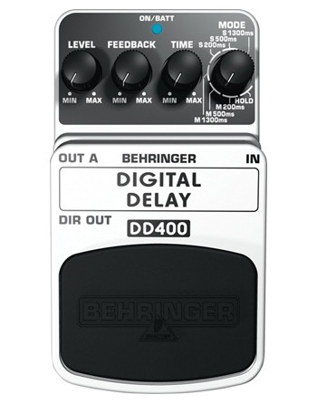 BEHRINGER Delay DD400