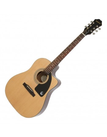 Guitarra Epiphone AJ100CE NAT