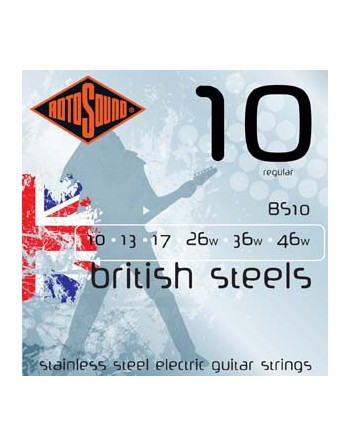 Cuerdas Rotosound British Steels