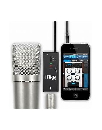 IRIG PRE MICROPHONE PREAMP