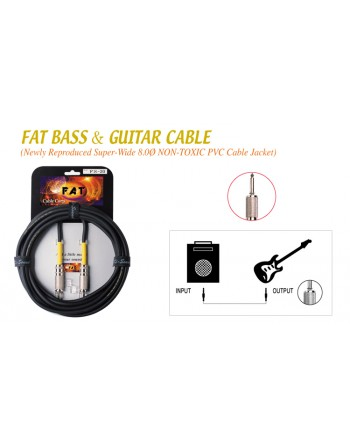 Cable Ki-Sound Bajo o Guitarra.