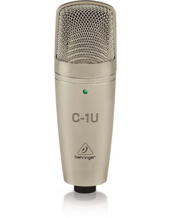 Microfono Behringer C-1U