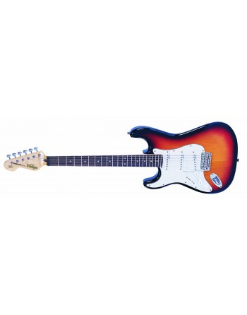 Guitarra eléctrica para zurdos...