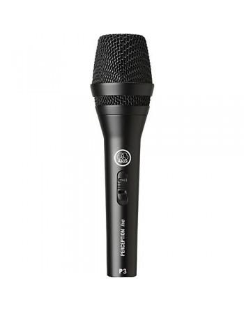 Micrófono vocal e instrumento...
