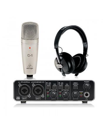 Kit de Grabación U-phoria Studio...