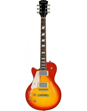 Guitarra Stagg modelo L320LH...
