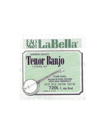 Cuerda para Tenor Banjo La Bella.