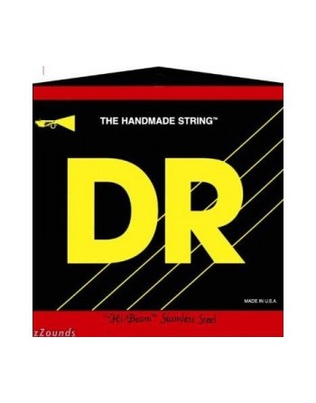 Cuerdas para Bajo DR 4 cuerdas