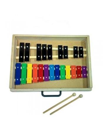 Metalofono Cromatico 22 notas...