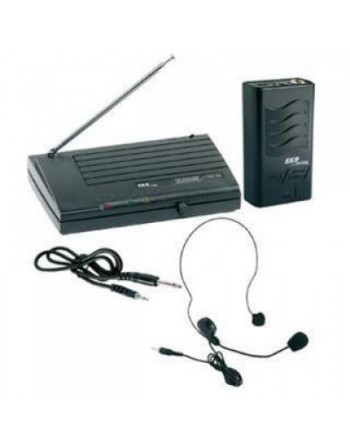 Microfono Inalambrico SKP de...