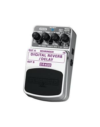 Digital Reverb / Delay DR400