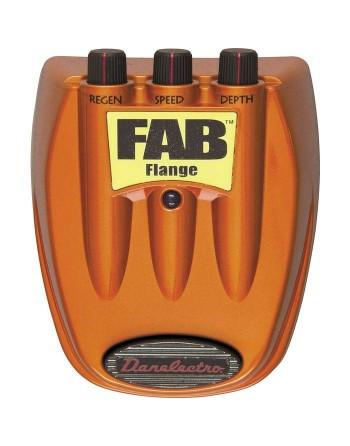 Pedal de Echo FAB Danelectro