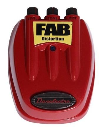 Pedal de Distortion FAB Danelectro