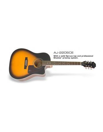 Guitarra Epiphone AJ220 AGOTADA