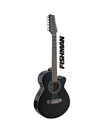 Guitarra stagg 12 cuerdas...