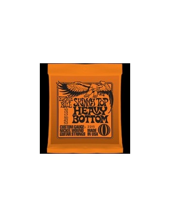 ernie ball hibrida heavy bottom...
