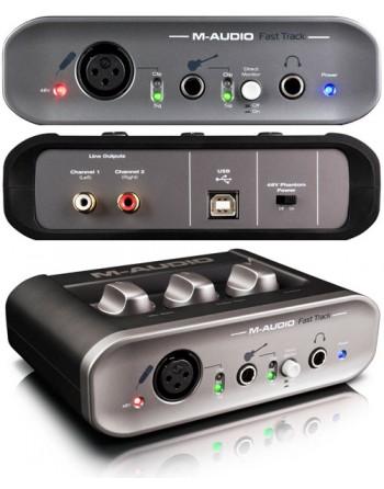 Interfaz / Interface de Audio...