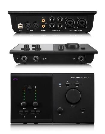 Interfaz/ Interface de Audio USB...