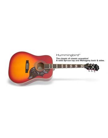 Guitarra Acustica Epiphone...