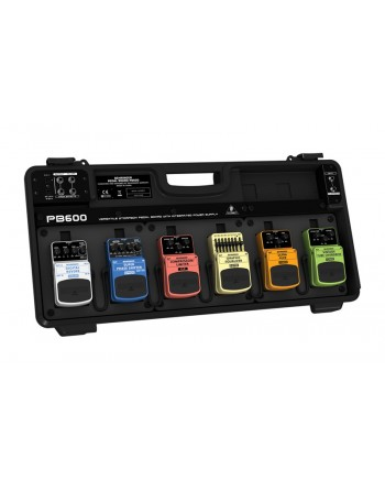 Pedal Board - Case para pedales...