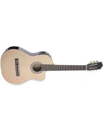 Guitarra electroacustica de 1/2...