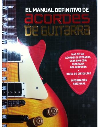 Acordes para guitarra definitivo