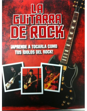 Las guitarras del Rock