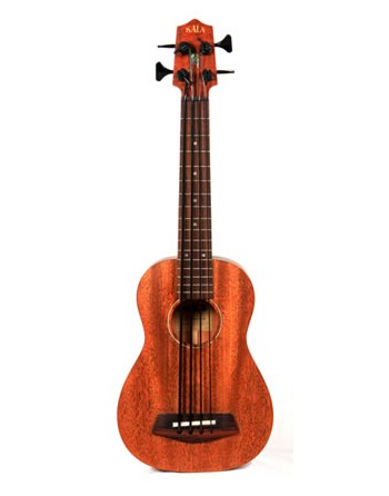 U-Bass Solid Mahogany