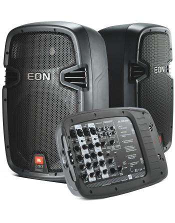 Sistema Portable Jbl eon210p