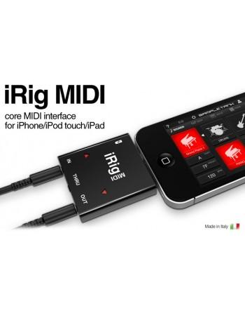 I RIG MIDI