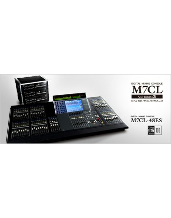 Consola  Digital Yamaha M7CL48V3