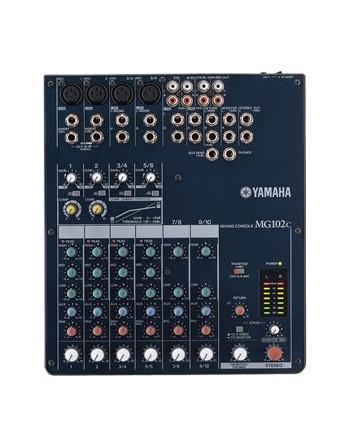 YAMAHAMG102C  Mixer Analogo