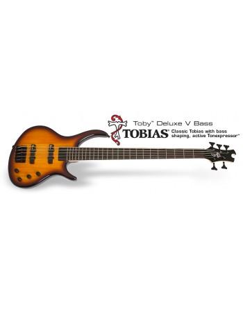 Bajo Toby Deluxe Tobias V Bass